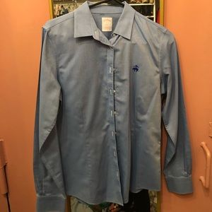 Brooks Brothers Tops - Brooks brothers blue button down